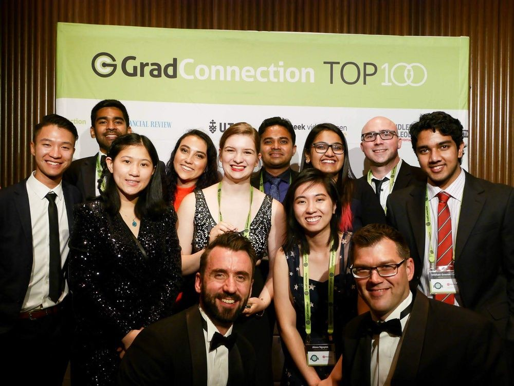 Top100 Future Leaders Competition 2019