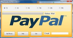 Latest Paypal Money Adder Generator V 8 Apk