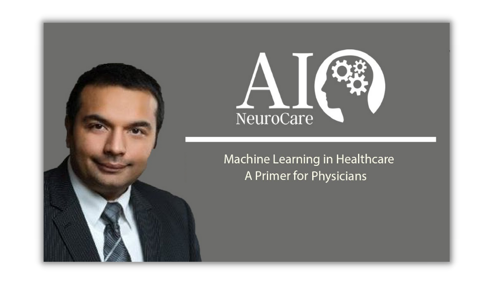 Machine Learning in Healthcare - A Primer for Physicians