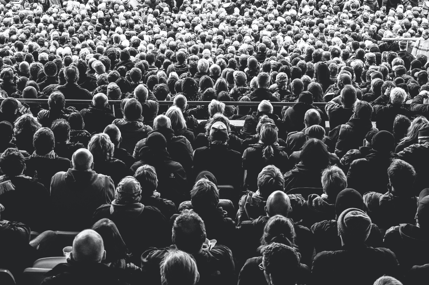 Build an Audience First