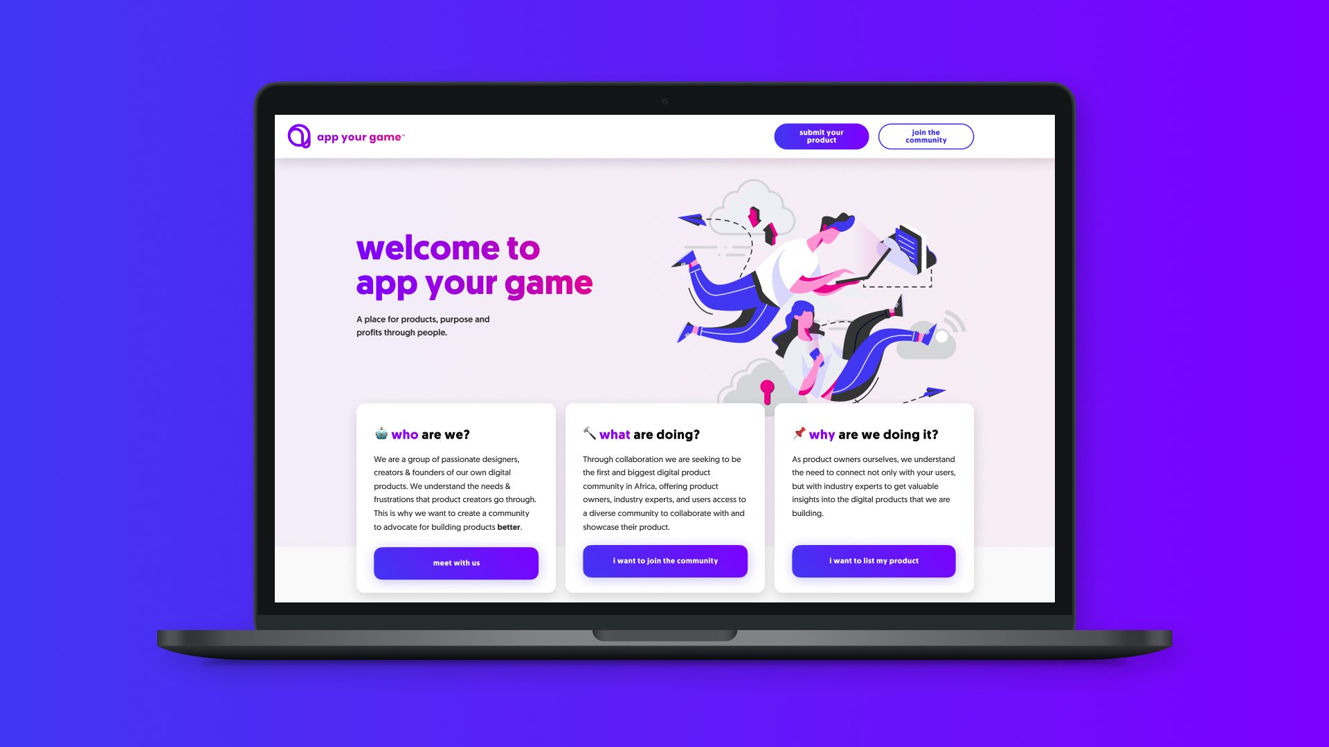 App Your Game