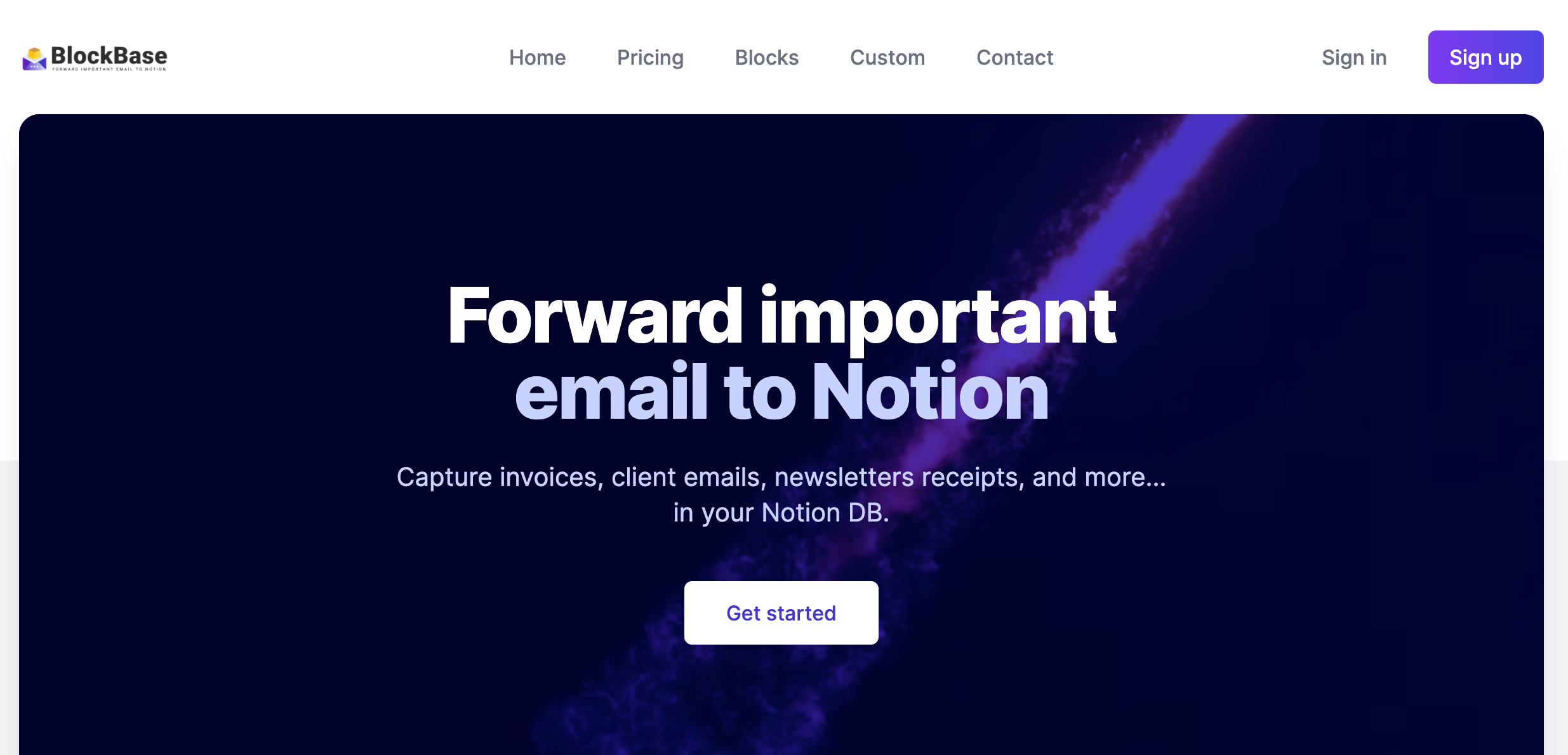 BlockBase_dev__Forward_important_email_to_Notion.png