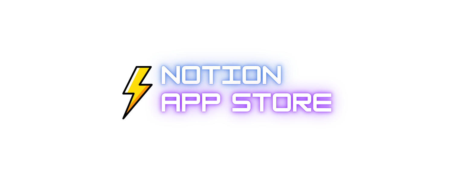 Apps, blocks and plugins for Notion.