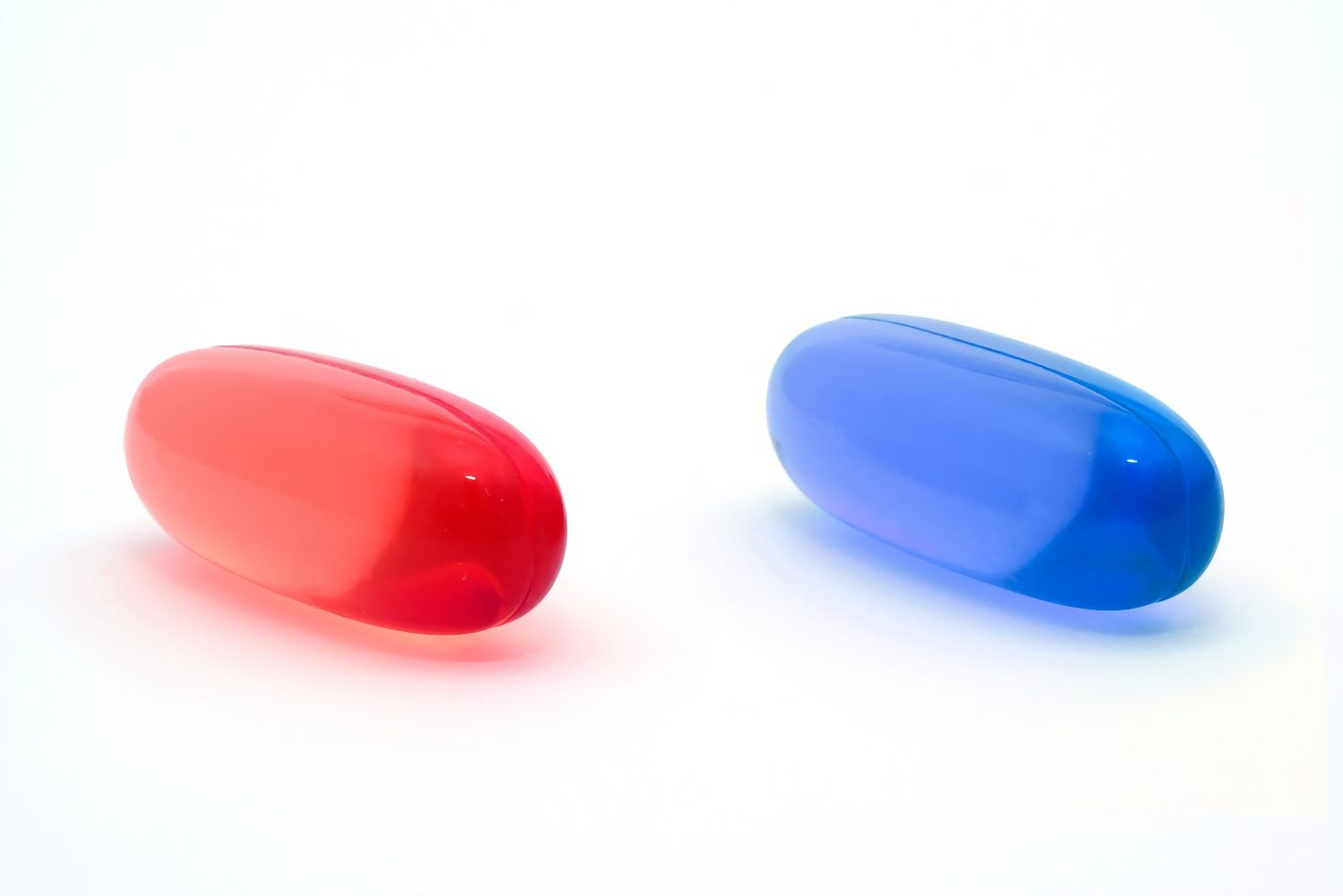 The red pill path vs the blue pill path