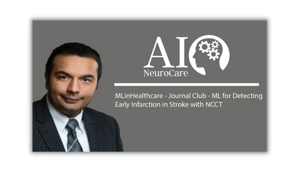 Machine Learning for Detecting Early Infarction in Stroke with NCCT