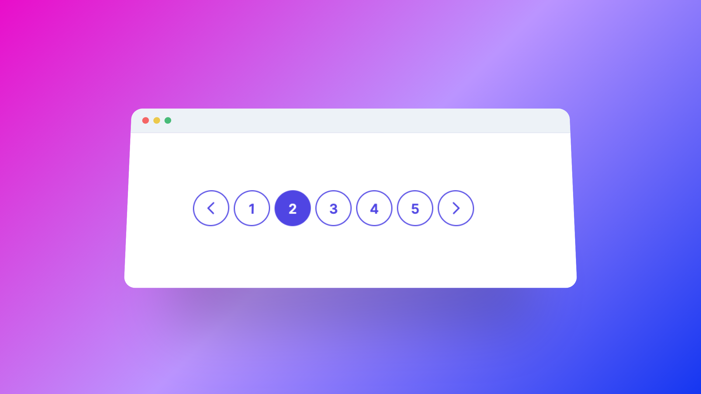 Add Pagination to Your Blog