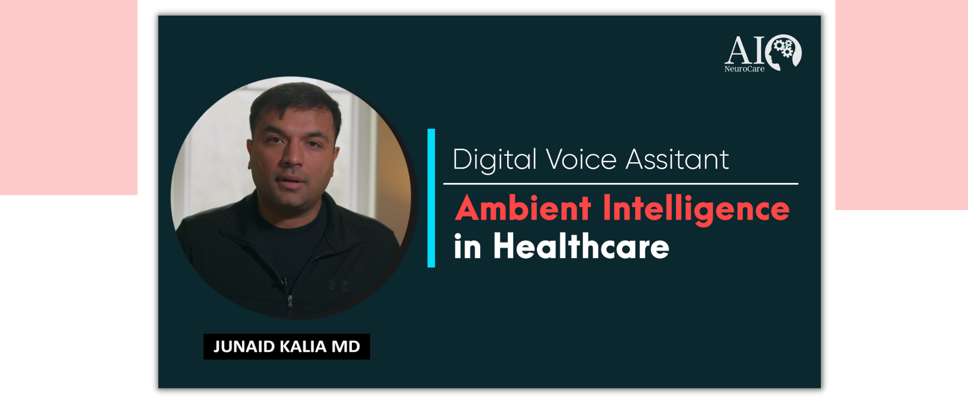 Ambient Intelligence in Healthcare