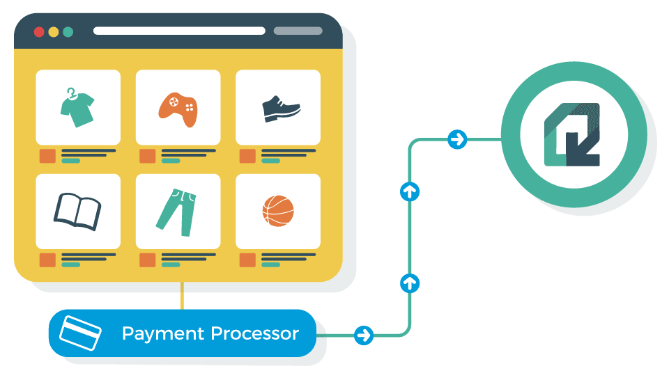 For platforms integrated via payment processors, Quaderno receives the data from the payment processor.