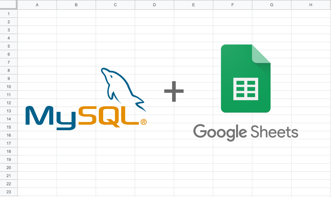 How to Connect MySQL to Google