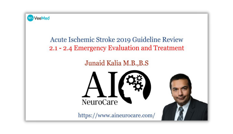 Stroke Emergency Evaluation and Treatment