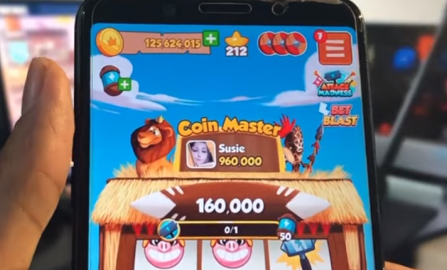 Coin Master Hack Coins and Spins - No Survey Cheats