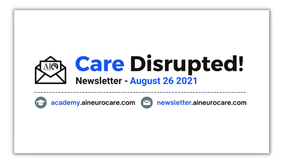 Care Disrupted!👨⚕️