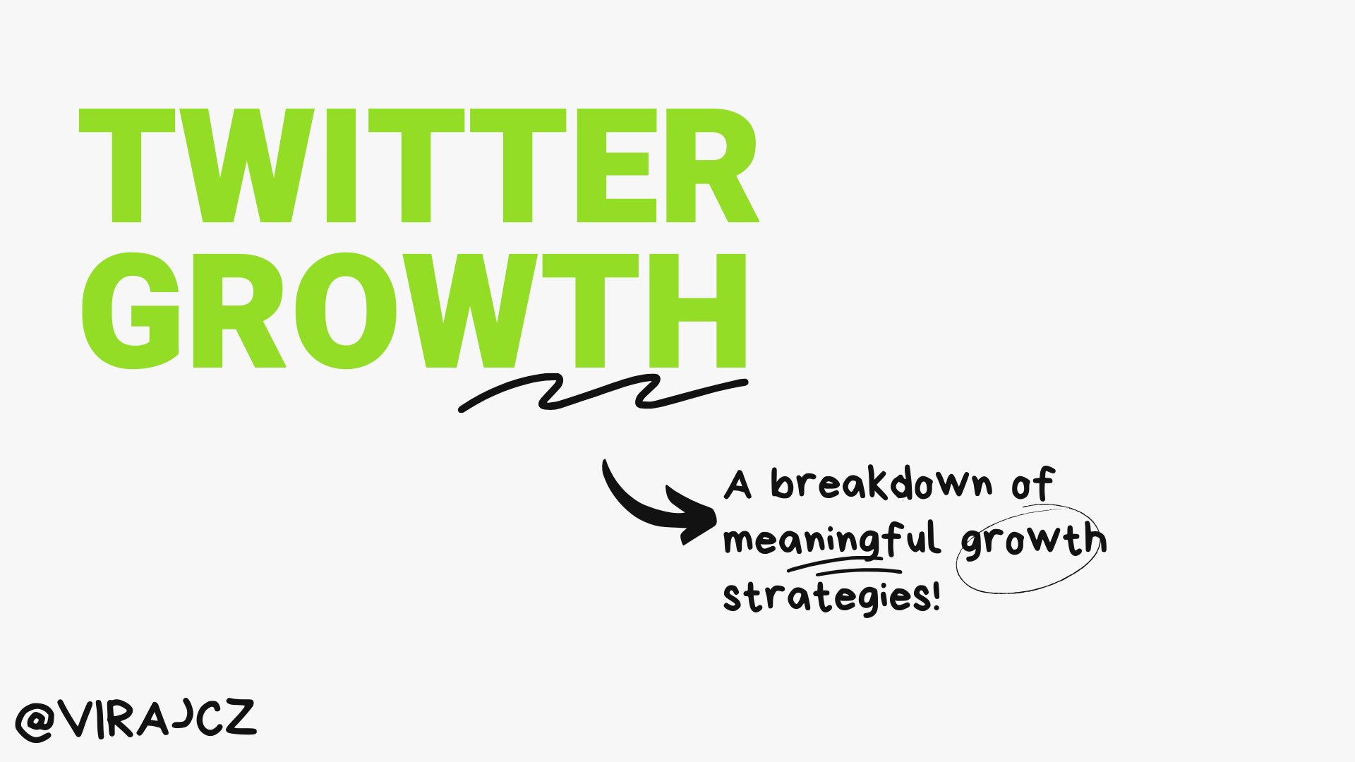 How I grew my Twitter from 0 to 1k+ followers