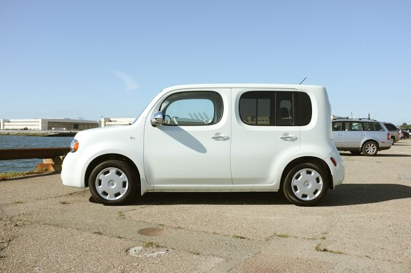 2011 Nissan Cube, by Andrew Kim