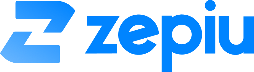 Modern logo design for zepiu.com