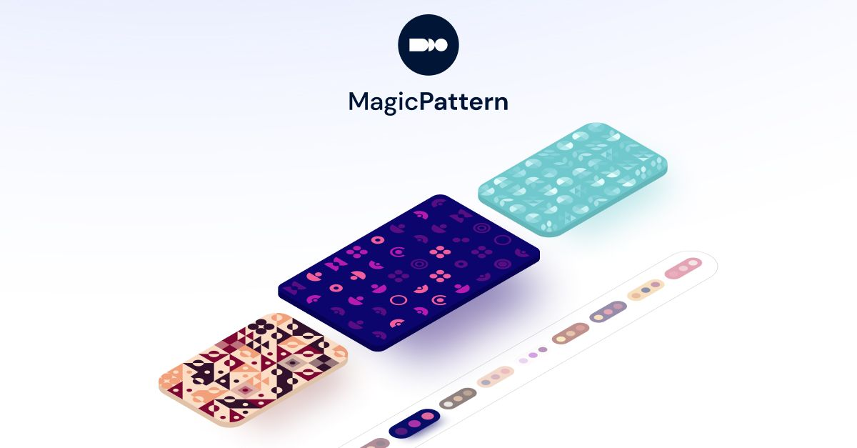 Color Presets and New Geometric Patterns