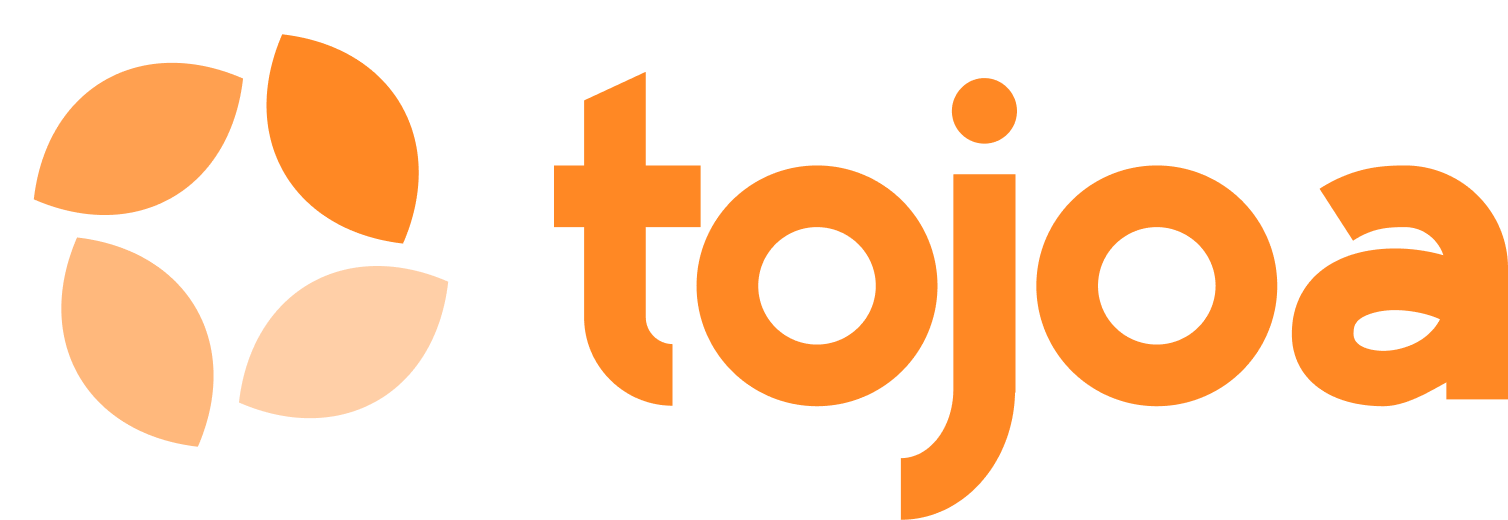 Modern logo design for tojoa.com
